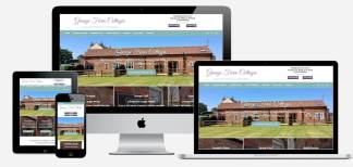 Grange Farm Cottages | Wolfberry Media Portfolio - Web Design & Digital Marketing