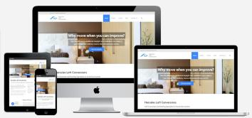 Hercules Lofts | Wolfberry Media - Web Design and SEO Services