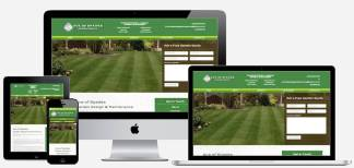 Ace of Spades Garden Service | Wolfberry Media Portfolio - Web Design and SEO