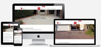 Hercules Paving | Wolfberry Media Portfolio - Web Design and SEO
