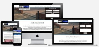 Swift Paving UK Portfolio | Wolfberry Media - Web Design and SEO