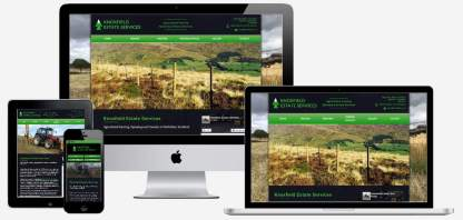 Knoxfield Estate Services Website Mock