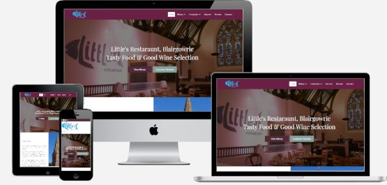 Littles-Restaurant-Website-Mock